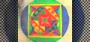 Make a Buddhist Mandala