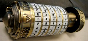 Encrypting Passwords With an Old-School Tabula Recta