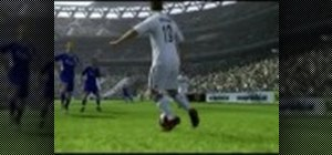 Learn standard foot skills for FIFA 09 on XBOX 360