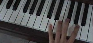 "Play ""Disenchanted"" by My Chemical Romance on piano"