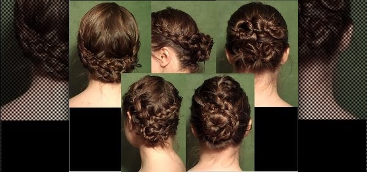 How To Create Five Wet Hair Styles In Less Than 10 Minutes