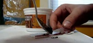 Make a water proof fuse