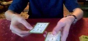 Do the Jordan count card trick