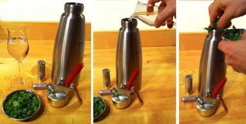 HowTo: Infuse Your Booze Using Nitrous Oxide