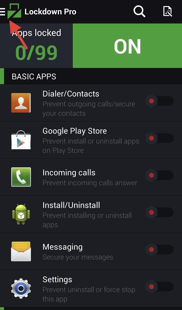 How to Lock Individual Apps on Your Galaxy S3 Based on Location