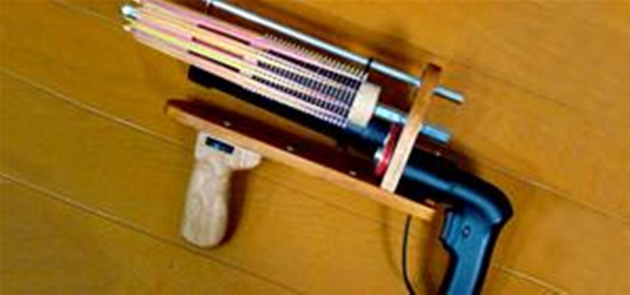 Как сделать в домашних условиях пистолет из дерева