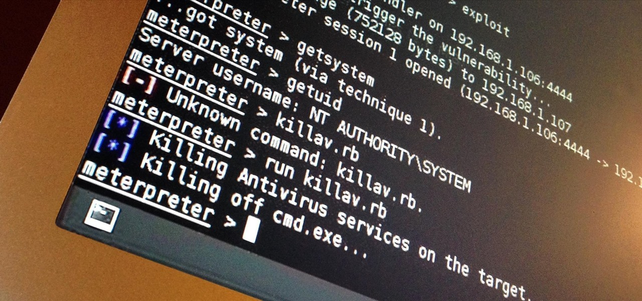 Hack Like a Pro: The Ultimate Command Cheat Sheet for Metasploit's