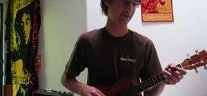 Amplify a ukulele