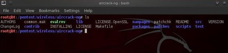 Hack Like a Pro: Linux Basics for the Aspiring Hacker, Part 2 (Creating Directories & Files)