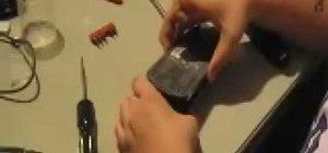 Take apart an Xbox 360 hard drive