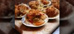 Make fresh and buttery clams casino