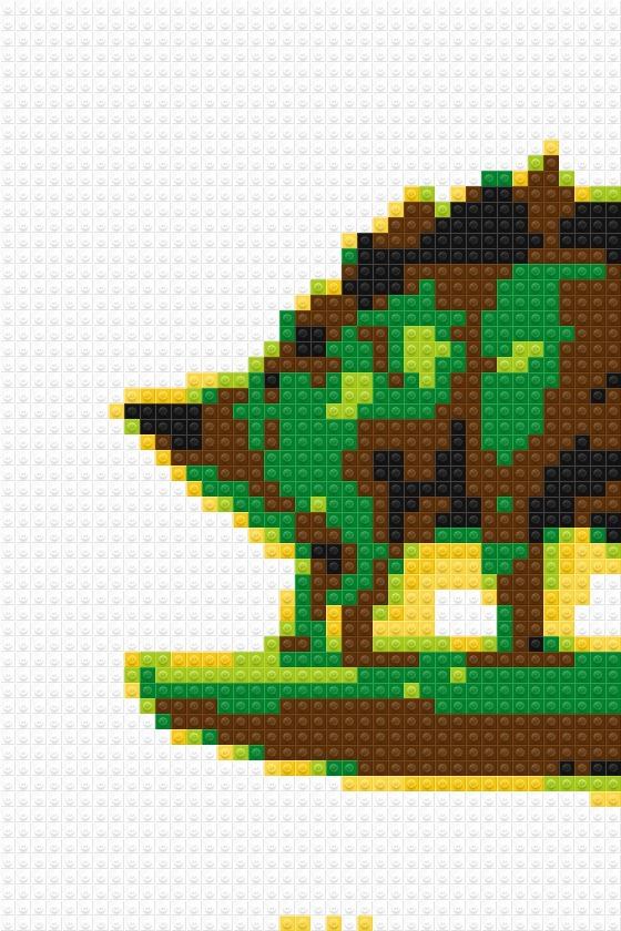 Toy Challenge: Lego Dinosaur