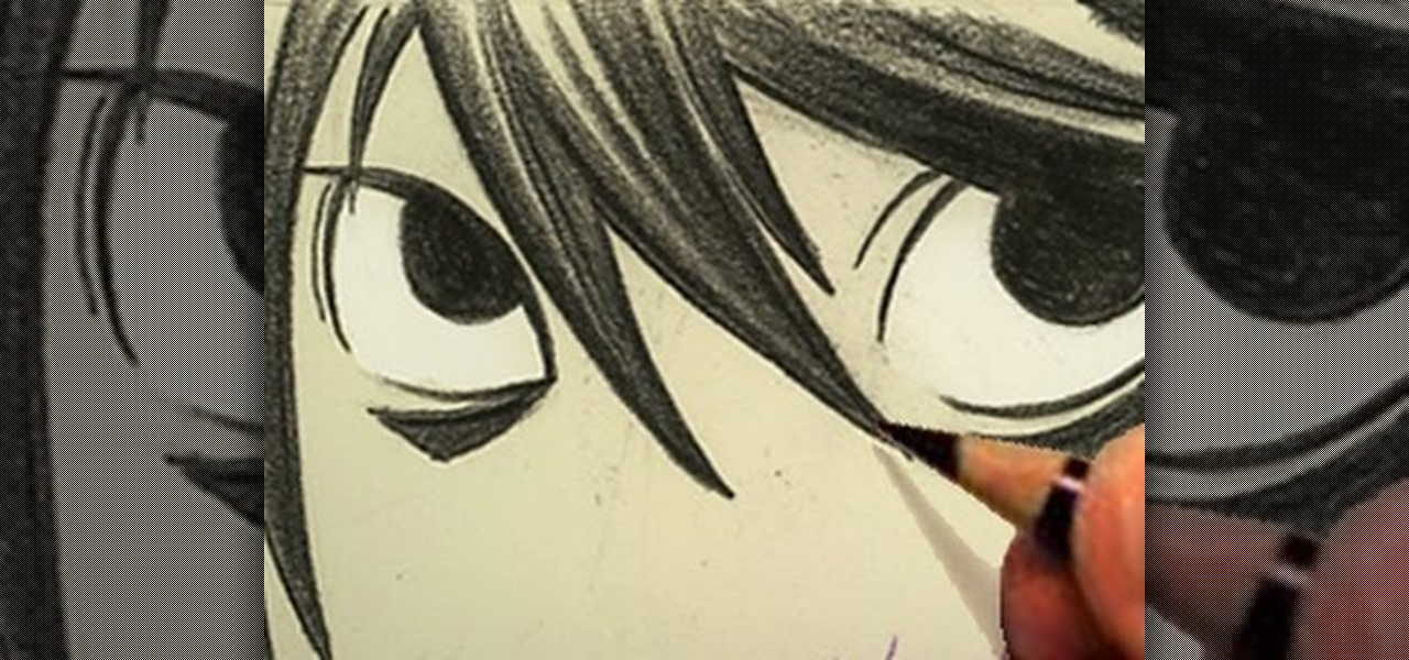 How To Draw Over One Hundred Manga Or Anime Eyes Easily