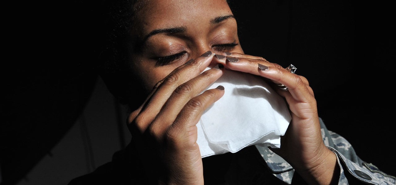 Clear Your Stuffy Sinuses in Seconds Using Nothing but Pressure