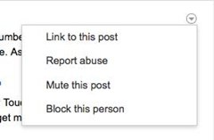 How to Deal With Annoying People on Google+ & Facebook
