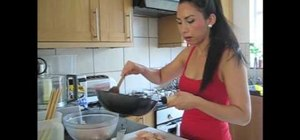 Make Malaysian chicken satay