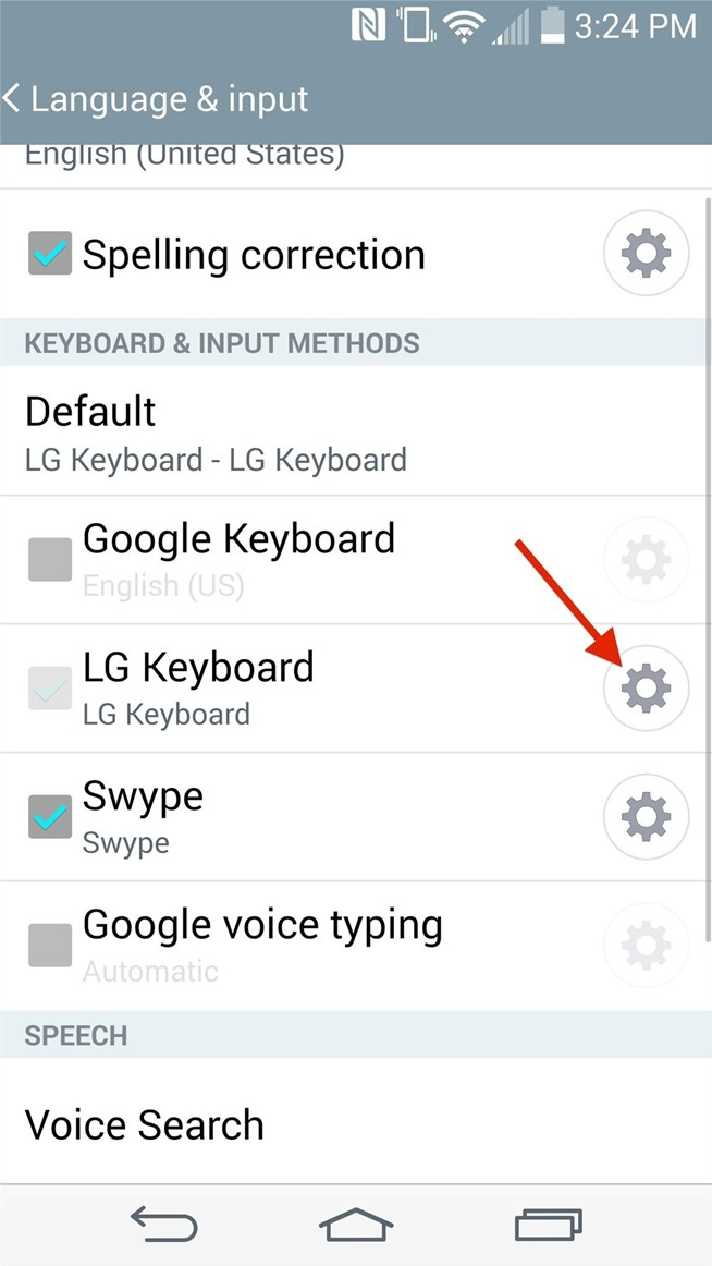Get Exclusive Keyboard Themes on Your LG G3—No Root Required