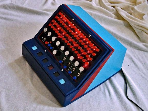 diy analog drum machine