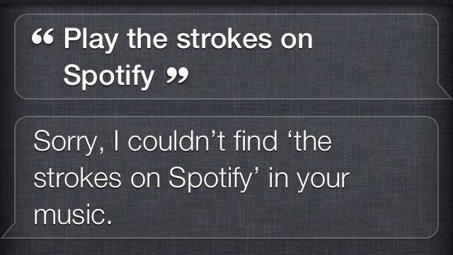 how do you get music on your iphone how to get siri to play for you on spotify without 20716