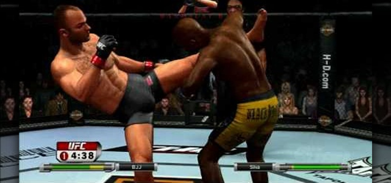 How to Create a great fighter in UFC 2009 Undisputed.