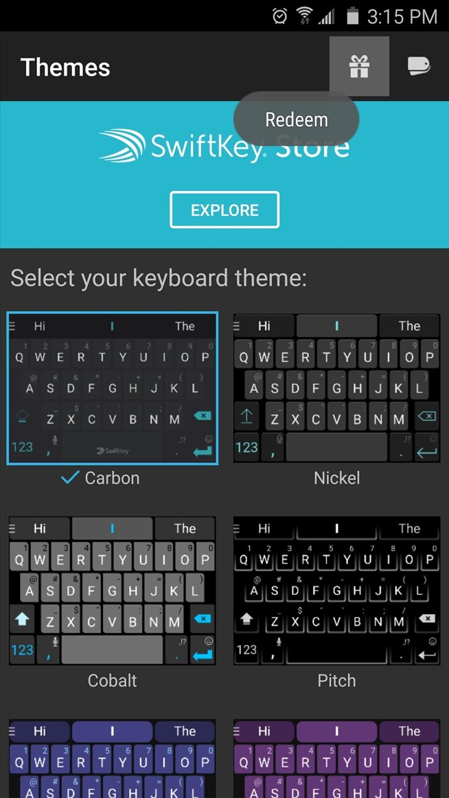 How to Get SwiftKey's All-Black Ninja Themes for Free (Limited Time Only)