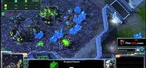 Use the Zerg baneling bust build order in StarCraft 2: Wings of Liberty
