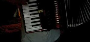 "Play ""Mount Wroclai"" by Beirut on the accordion"