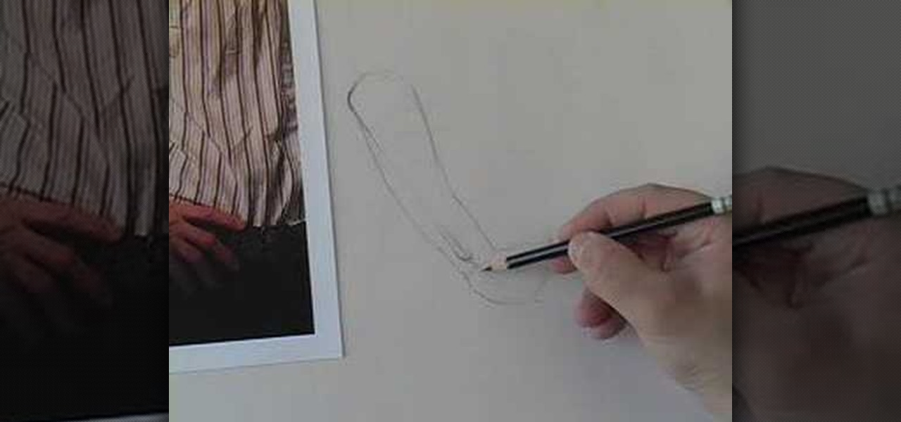how to draw female hips