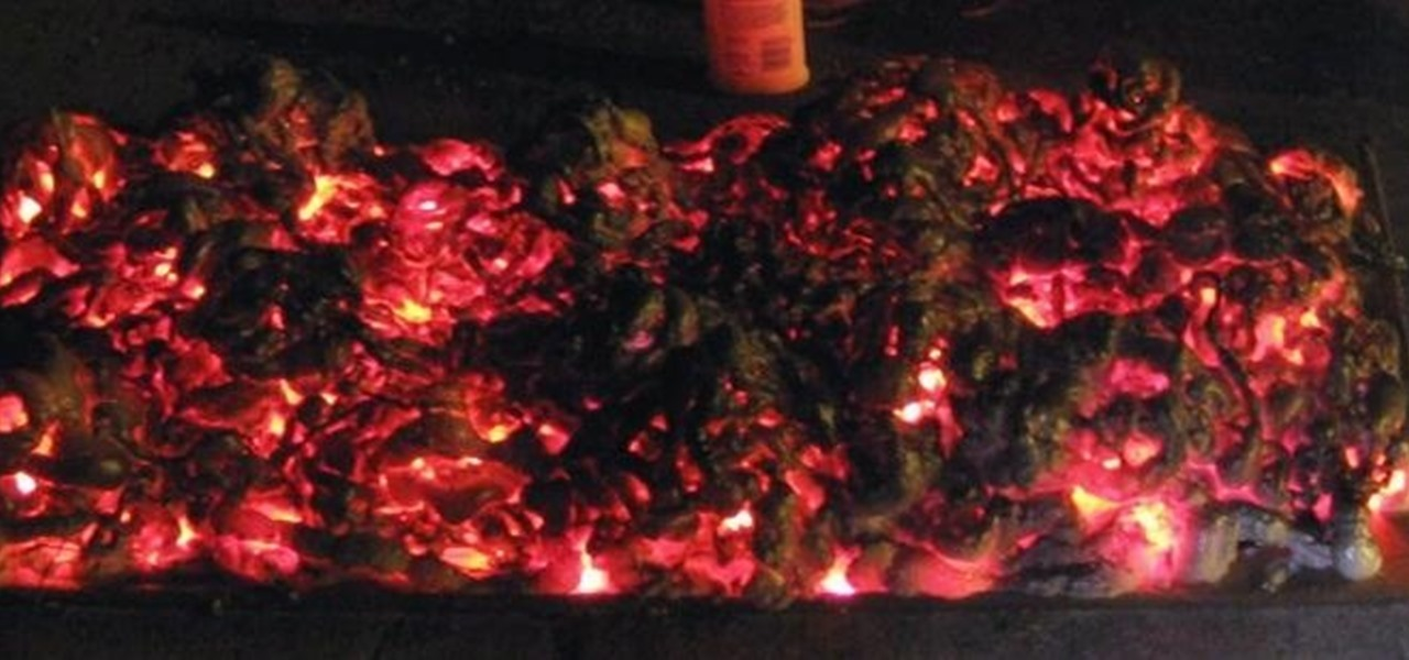 Create a Cheap and Easy Burning Coals Prop for Halloween