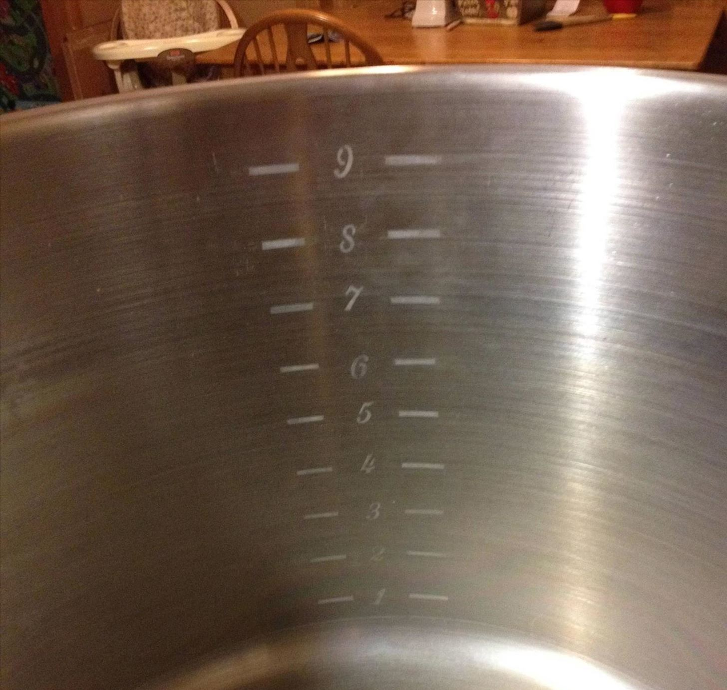 How to Etch Permanent Volume Markers into Your Cooking Pots Using Salt & Vinegar