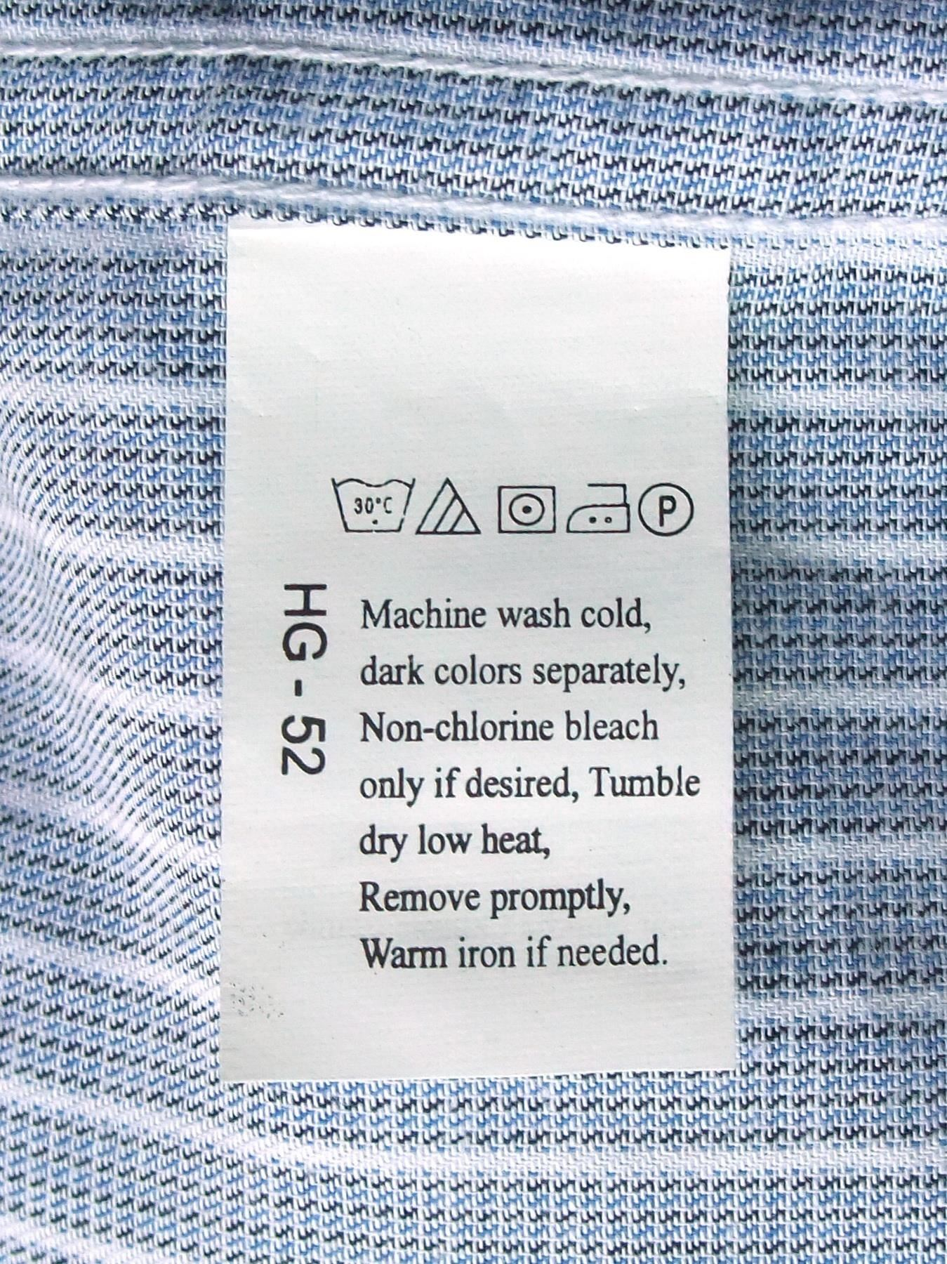 The Secret To Washing Your Dry Clean Clothes Without