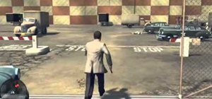 Earn the Bulletproof Windshield Trophy in L.A. Noire for PS3