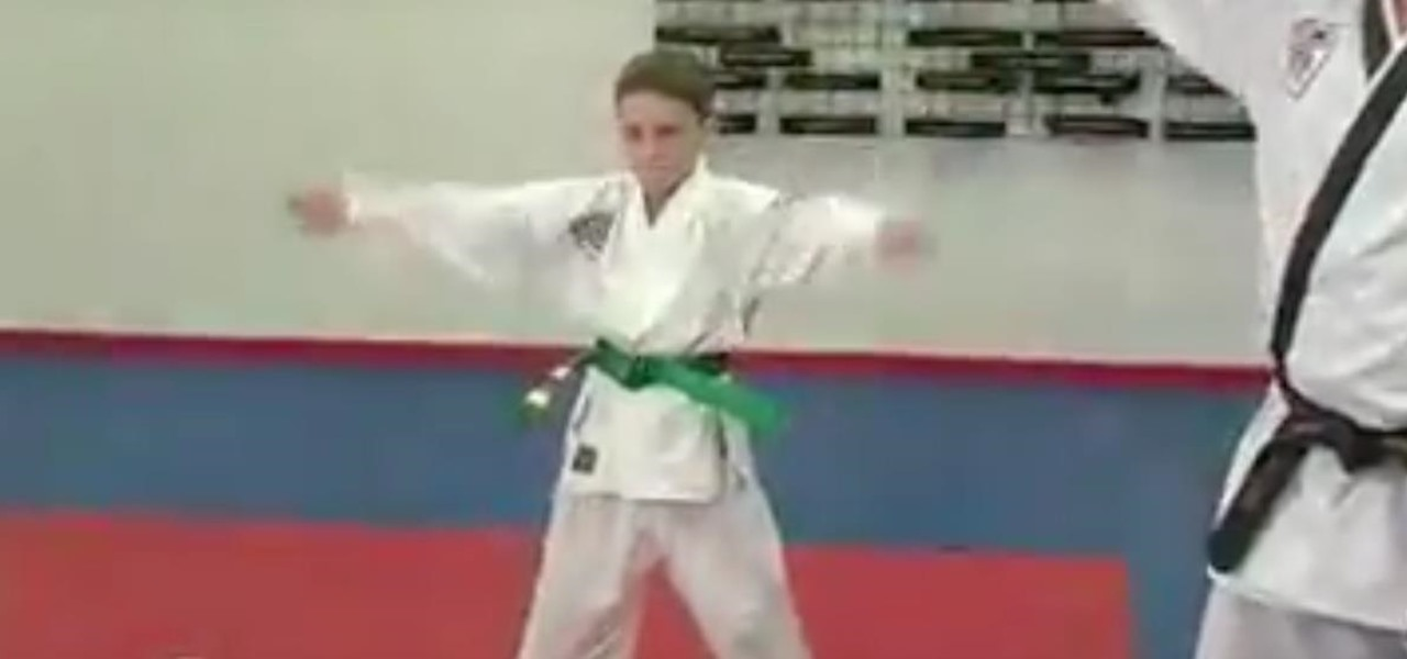 Cross-Train Young Athletes with Tae Kwon Do