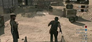 "Get the ""What About Hand Grenades"" achievement in RDR"