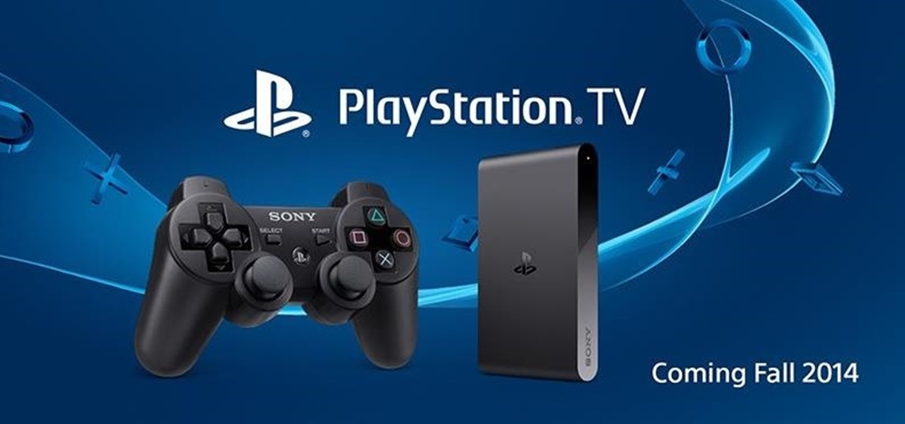 PlayStation TV, Sony's New Set-Top Box
