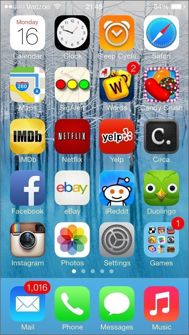 Fixing IOS 7 Wallpaper Woes: How To Scale, Crop, Align
