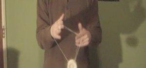 """Perform the """"spirit bomb"""" yo-yo trick"""