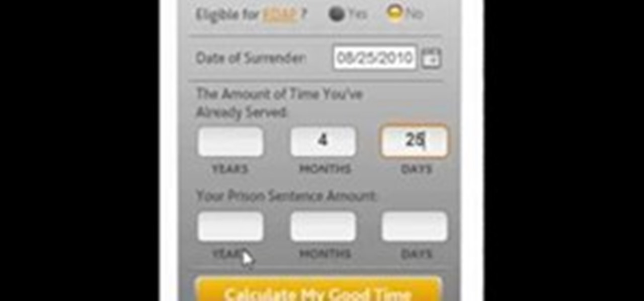 How to Determine Your Federal Prison Sentence