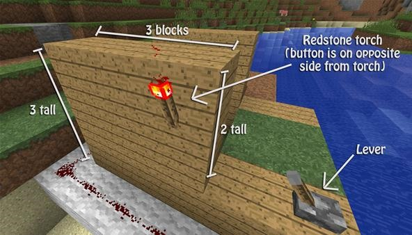 Fire Your Boat Out to Sea! Build a Redstone Dock and Go from 0 to 100 in 2 Seconds