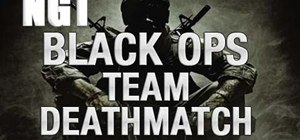 Use the Commando effectively in Team Deathmatch on Jungle in Black Ops