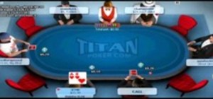 Play a hand when you flop the nuts in Texas Hold'em