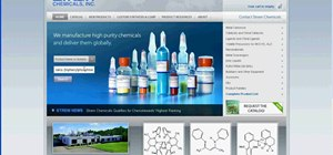 Find chemicals for science experiments