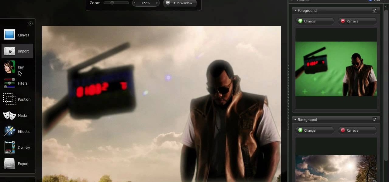 How to Use green screen software PhotoKey « Software Tips :: WonderHowTo