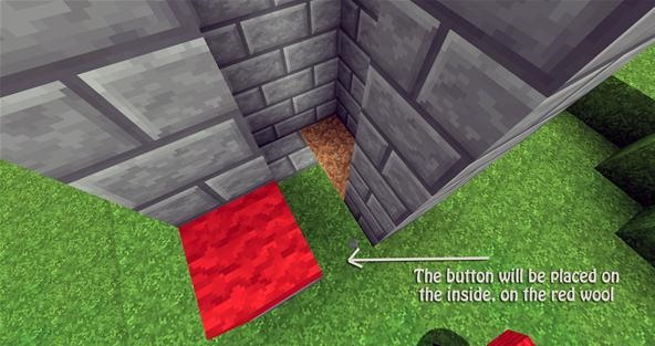 how to build elevator in minecraft pe