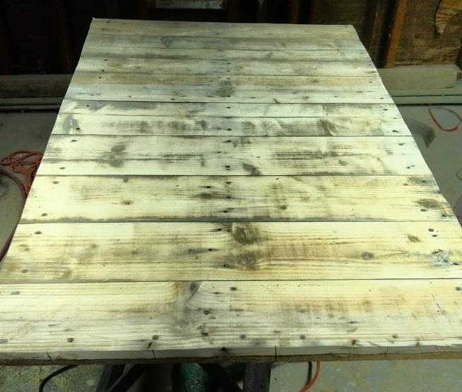 Wood How To Make Wood Table Top PDF Plans