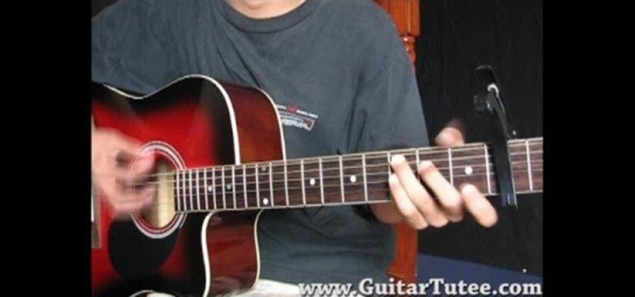 How To Play 1234 By Feist On Guitar Acoustic Guitar Wonderhowto
