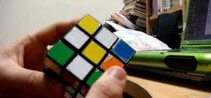 Solve that mess of a Rubik's Cube