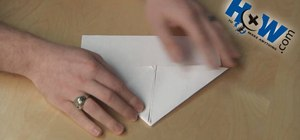 Make a jumping paper frog