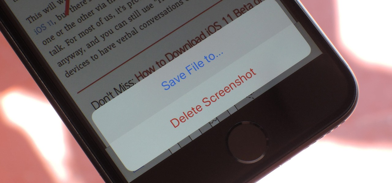 how to save pdf iphone