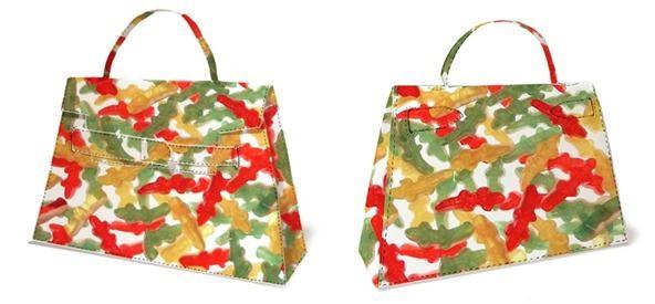 crocodile birkin bag price - How to Print, Cut & Fold Your Own DIY Herm��s Handbag ? Fashion Design